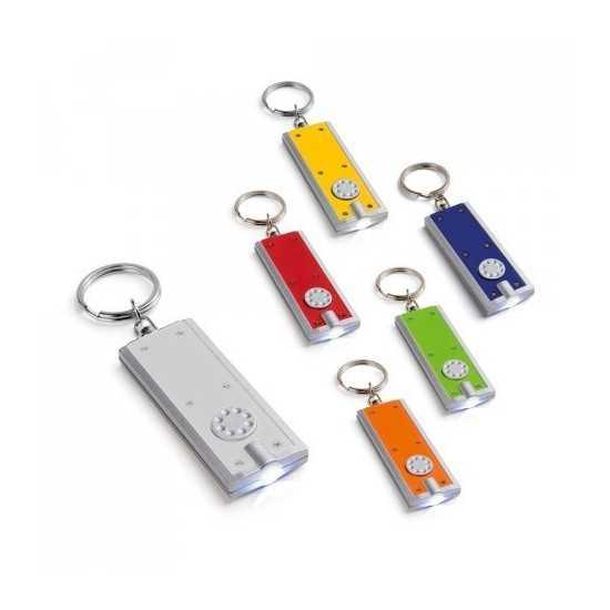 Porte-clés Lumineux NOHO Porte Clé Lumineux personnalisé
