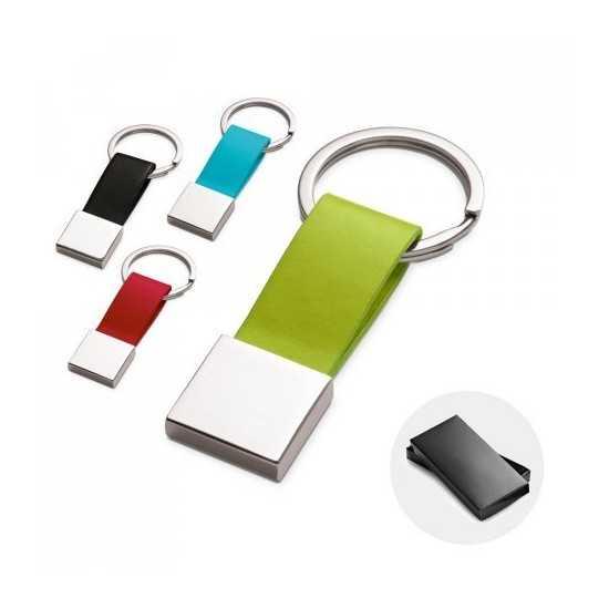 Porte-clés Simili cuir BUMPER Porte clé Cuir personnalisé