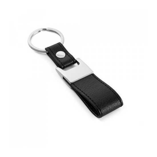 Porte-clés Simili Cuir BLACKWALL Porte clé Cuir personnalisé