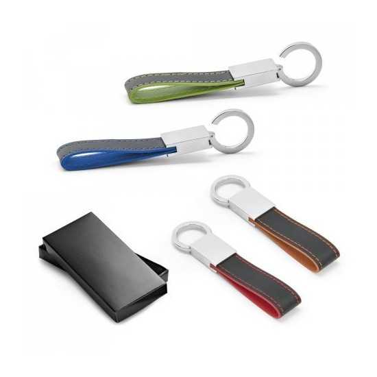 Porte-clés avec Musqueton LESKOV Porte clé Cuir personnalisé