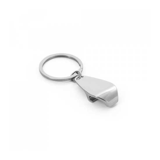 Porte-clés décapsuleur métal Porte-clés publicitaires