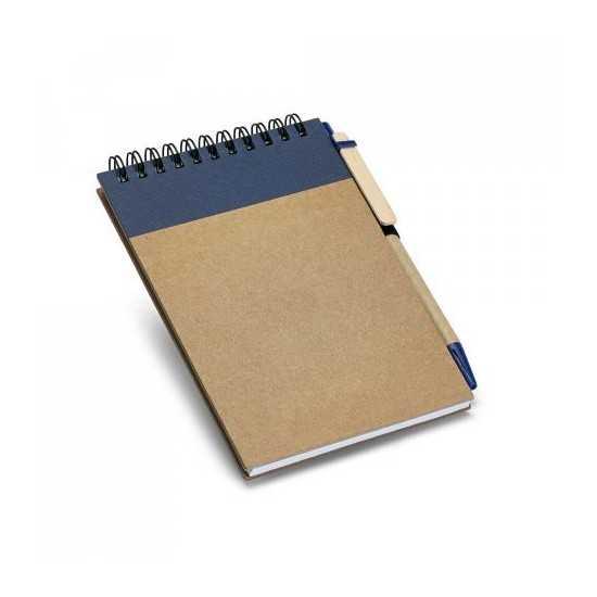 Bloc-notes de poche RINGORD Bloc-notes avec stylo