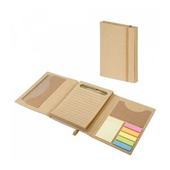 Ensemble de bureau ELIOT Bloc Post it