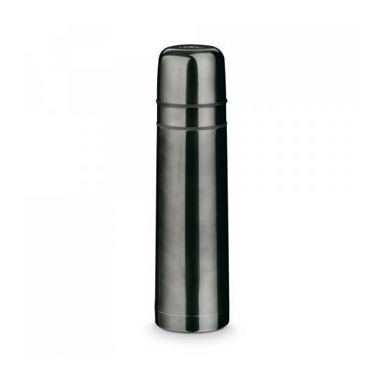 Thermos noir acier inoxydable Thermos personnalisé