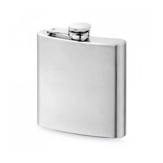 Flasque inox MUSE Flasque alcool personnalisé