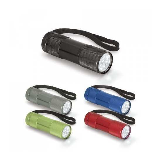 Lampe de poche Aluminium FLASHY Lampe publicitaire