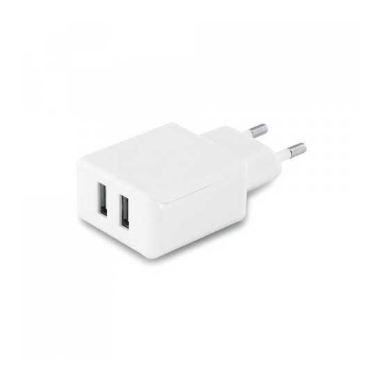Adaptateur USB 2 sorties REDI Prise chargeur usb personnalisé