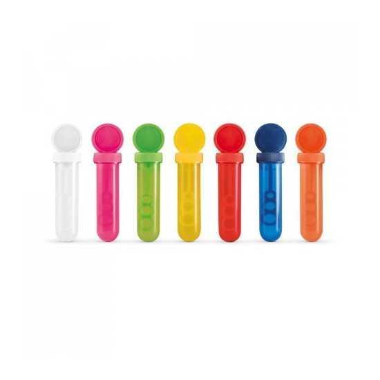 Tube Bulles de savon personnalisés BUBBLY Jeux enfant