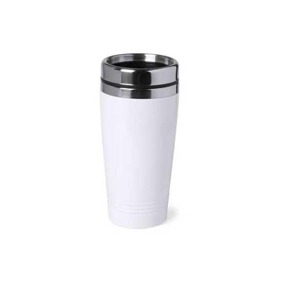 Mug isotherme en acier inoxydable Mug avec Couvercle personnalisé