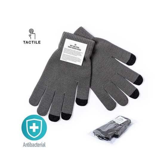 Gant Tactile Antibactérien PLUIE ET FROID