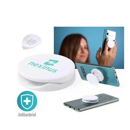 Anneau téléphone personnalisé Antibactérien HIGH TECH