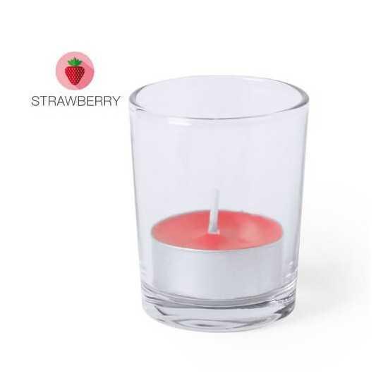 Bougie parfumée dans un verre MAISON ET DECORATION