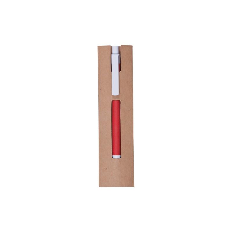 Étui stylo publicitaire recycard Étui stylos publicitaires