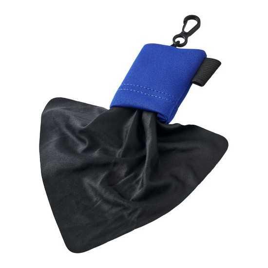 Chiffon de nettoyage avec pochette Clear Nettoyeur d'ecran personnalisé