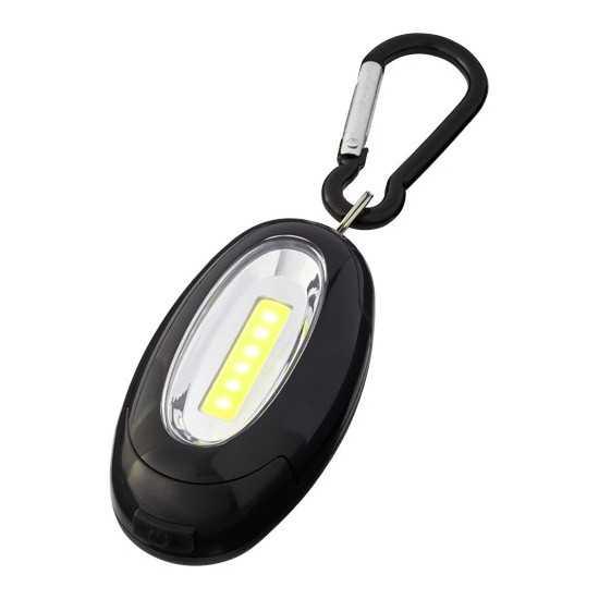 Lampe COB avec mousqueton Atria Porte-clés lampe