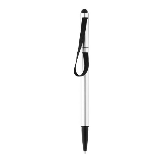 Stylo stylet avec lanière élastique Stretch Stylets publicitaires