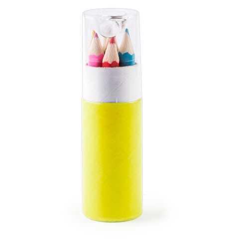 Set publicitaire palty Crayons publicitaires