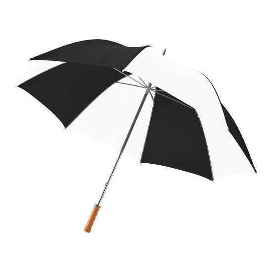 """Parapluie golf 30"""" avec poignée en bois Karl Parapluie publicitaire"""