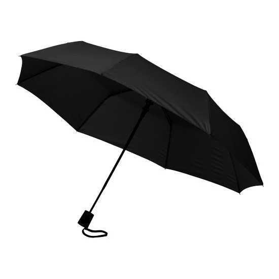Parapluie pliable à ouverture automatique Wali Parapluie publicitaire