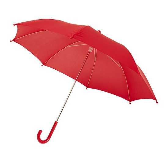 """Parapluie tempête 17"""" pour enfants Nina Parapluie publicitaire"""