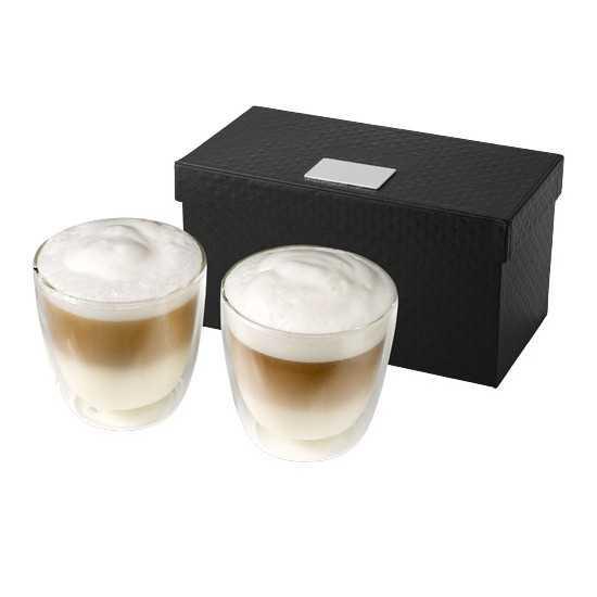 Ensemble de verres à café 2 pièces Boda Tasse a cafe personnalisé