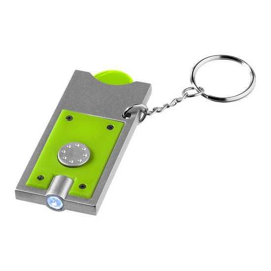 Porte-clés LED et porte-jeton Allegro Porte Clé Lumineux personnalisé
