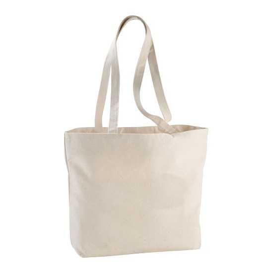 Sac shopping zippé coton Ningbo Sac Coton personnalisable