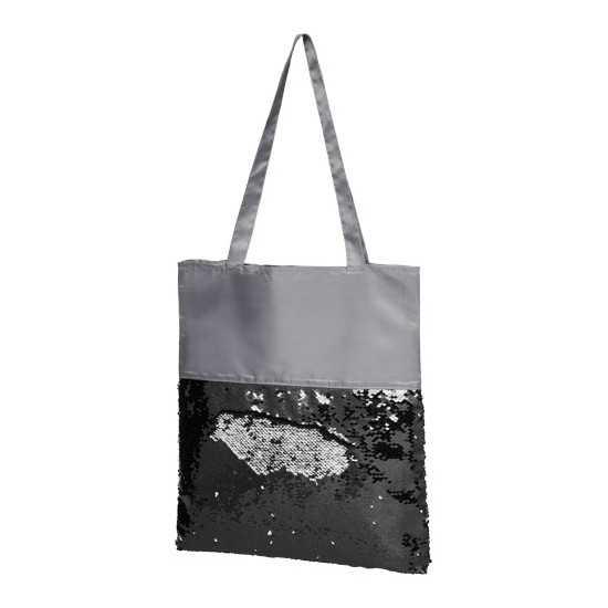 Sac fourre-tout à paillettes Mermaid Accroche sac publicitaire