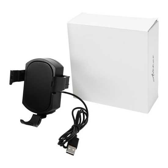 Support telephone voiture chargeur induction Support Telephone Voiture personnalise