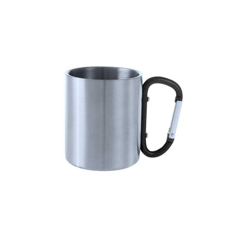 Mug métal personnalisé bastic Mug publicitaire