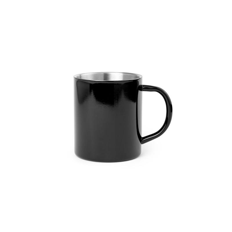 Mug acier émaillé publicitaire yozax Mug publicitaire