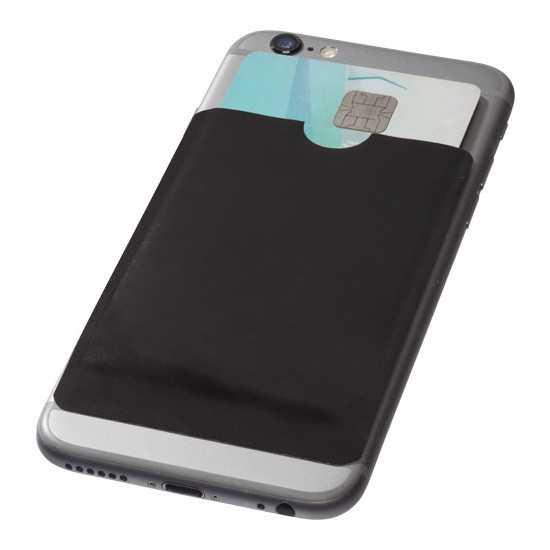 Porte carte RFID pour smartphone Exeter Porte cartes visite