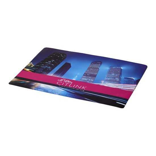 Tapis de souris léger Brite-Mat® Tapis souris publicitaire