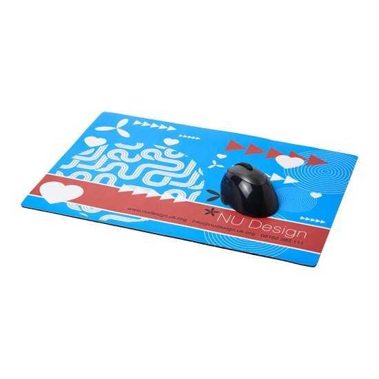 Tapis de comptoir Q-Mat® A3 Tapis souris publicitaire