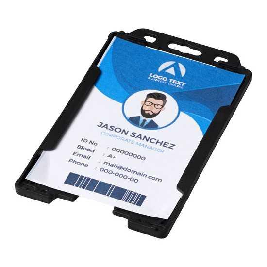 Porte-badge PASS Porte badge personnalisé