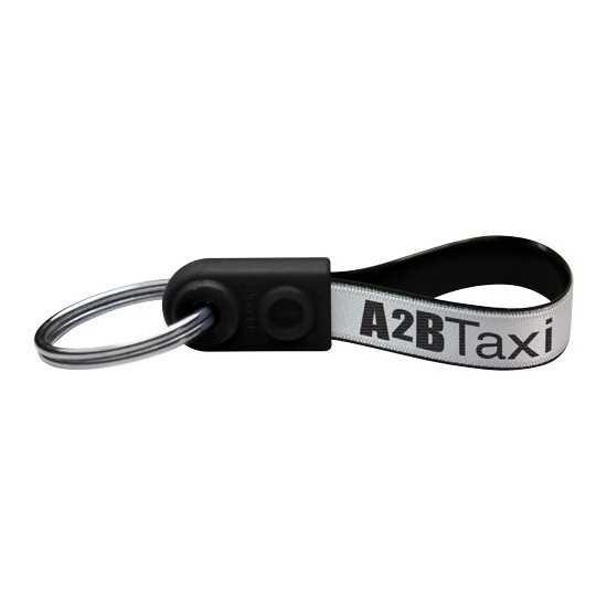 Porte-clefs Ad-Loop® Mini Porte Clé Sangle personnalisé