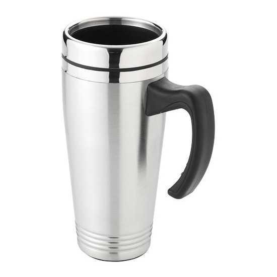 Mug verre isotherme Pasadena Mug de voyage personnalisé