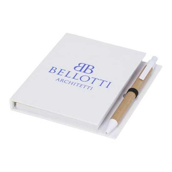 Carnet de notes avec stylo Colors Bloc-notes avec stylo
