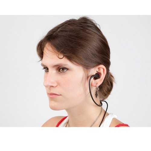 Écouteurs publicitaire hoos Audio publicitaire