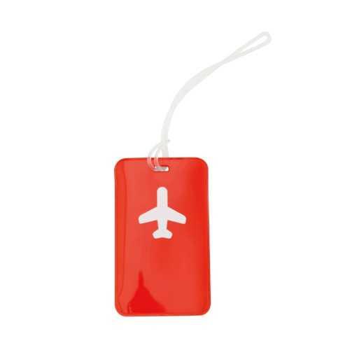 Identificateur valise publicitaire raner Etiquette bagage publicitaire