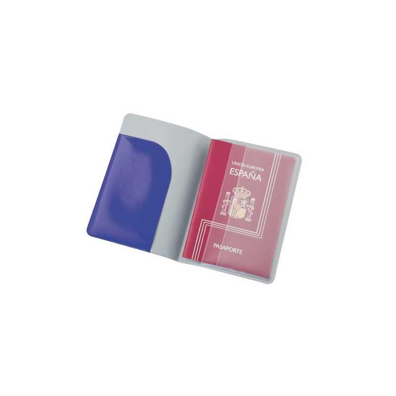 Étui passeport publicitaire klimba Protege passeport personnalisé