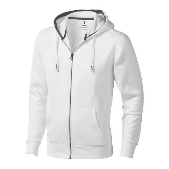 Sweat capuche full zip Arora Sweat-shirt publicitaire