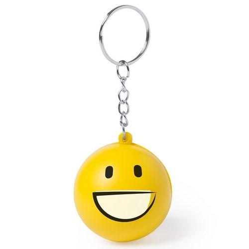 Porte-clés antistress publicitaire shirley Porte-clés publicitaires