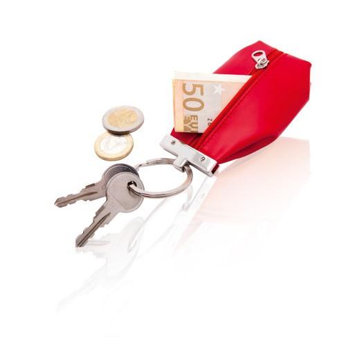 Porte-clés porte monnaie publicitaire brody Porte-clés porte monnaie