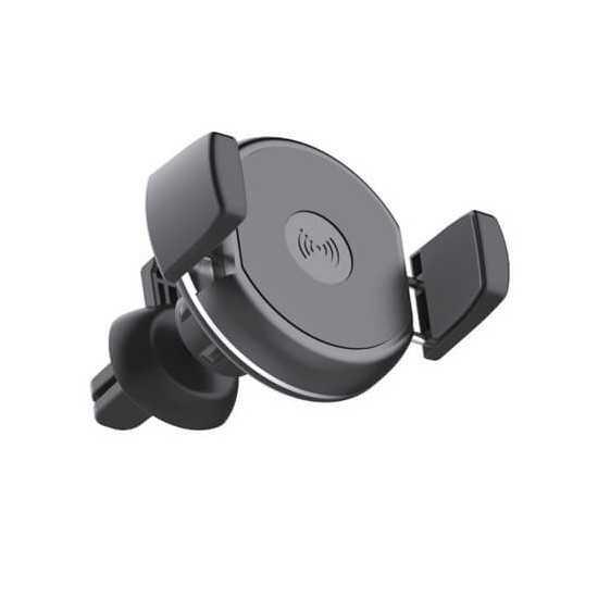 Support de voiture avec chargeur à induction intégré Chargeur Sans Fil personnalisé