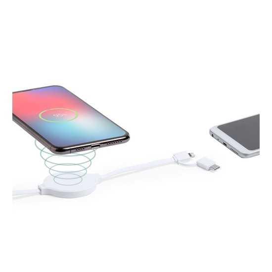 Chargeur sans fil ultra compact Chargeur Sans Fil personnalisé