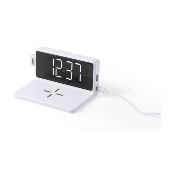 Horloge avec Chargeur sans fil Chargeur Sans Fil personnalisé
