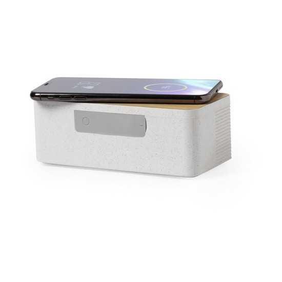 Enceinte bluetooth écologique chargeur sans fil Chargeur Sans Fil personnalisé