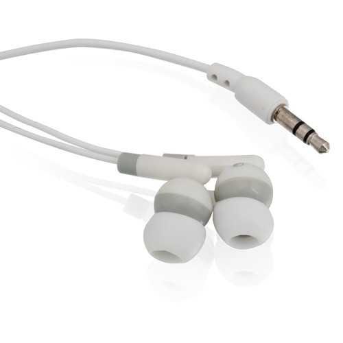 Écouteurs publicitaire cort Audio publicitaire