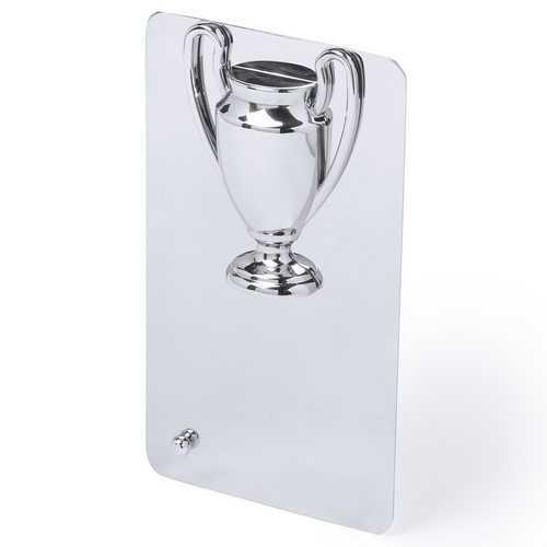 Plaque publicitaire edward Coupe et médaille